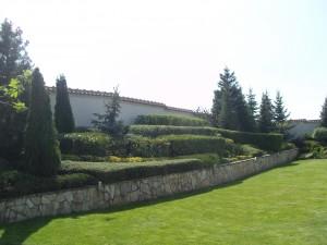 озеленяване на дворове
